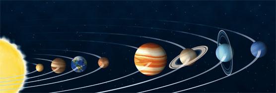 Solar System Grade Seven